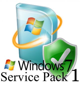 how to install windows 7 service pack 1