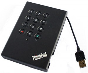 New ThinkPad USB 3.0 Secure Hard Drive Released by Lenovo