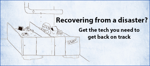 Get a Quote on Disaster Recovery Services from Computer Service Now!